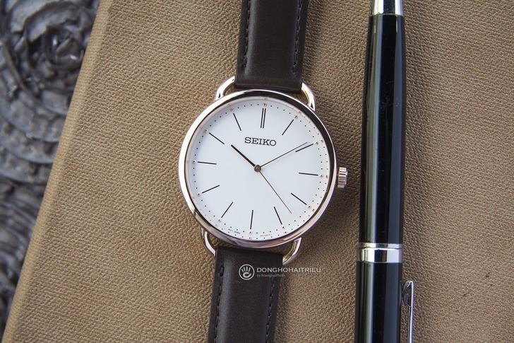 Đồng hồ Seiko SUR234P1 giá rẻ, thay pin miễn phí trọn đời - Ảnh 2