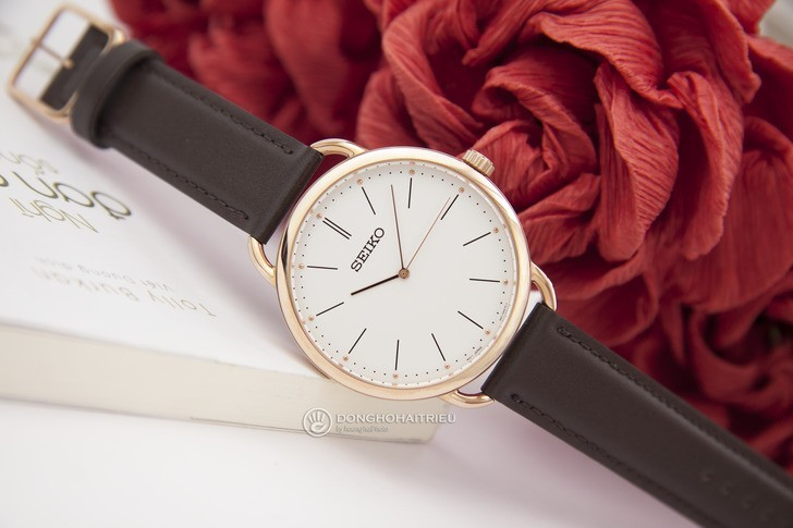 Đồng hồ Seiko SUR234P1 giá rẻ, thay pin miễn phí trọn đời - Ảnh 8