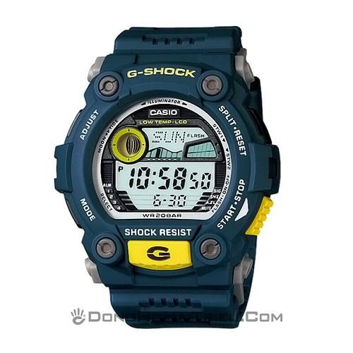 Series Đồng Hồ G-Shock G-7900: Giá Rẻ, Đa Năng, Đa Sắc Màu - G-Shock G-7900-2DR