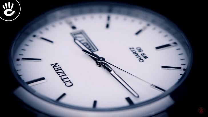 Đồng hồ nam Citizen BF2001-12A giá rẻ, thay pin miễn phí - Ảnh 2