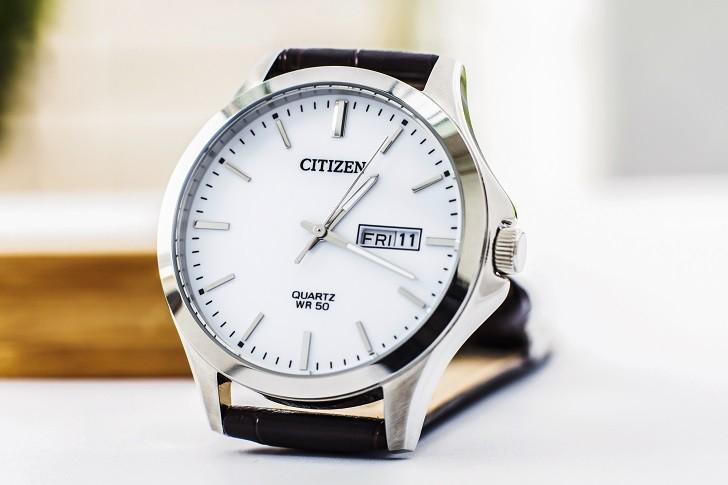 Đồng hồ nam Citizen BF2001-12A giá rẻ, thay pin miễn phí - Ảnh 4
