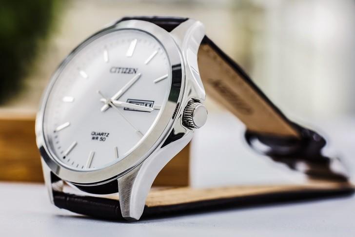 Đồng hồ nam Citizen BF2001-12A giá rẻ, thay pin miễn phí - Ảnh 5