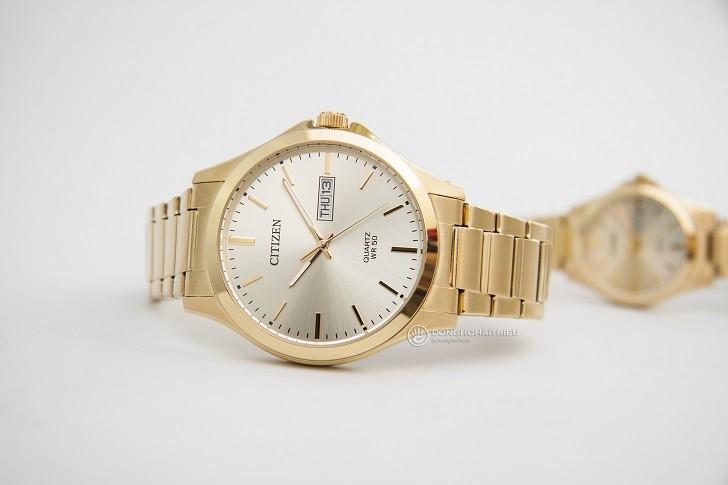 Đồng hồ nam Citizen BF2003-84P giá rẻ, thay pin miễn phí - Ảnh 1