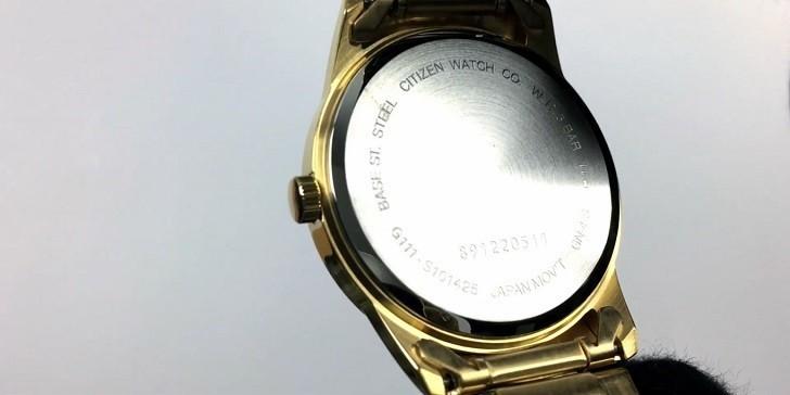 Đồng hồ nam Citizen BF2003-84P giá rẻ, thay pin miễn phí - Ảnh 2