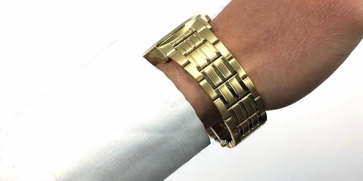 Đồng hồ nam Citizen BF2003-84P giá rẻ, thay pin miễn phí - Ảnh 4