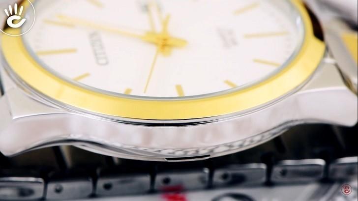 Đồng hồ nam Citizen BI5064-50A thay pin miễn phí trọn đời - Ảnh 2