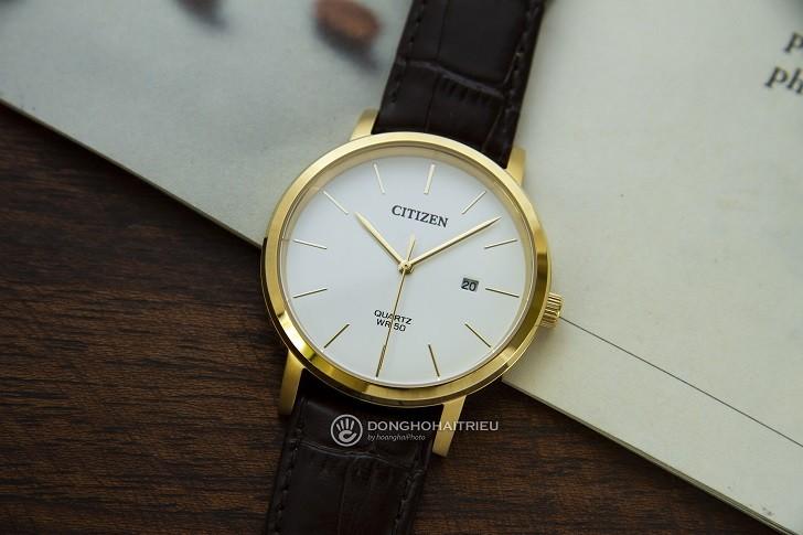 Đồng hồ Citizen BI5072-01A thiết kế thời trang, lịch lãm - Ảnh 1