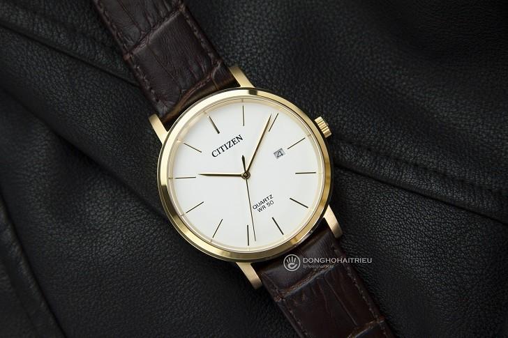 Đồng hồ Citizen0 BI5072-01A thiết kế thời trang, lịch lãm - Ảnh 3