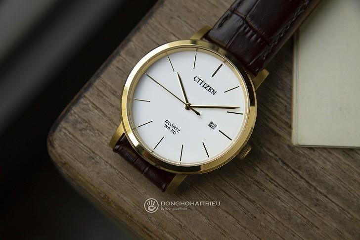 Đồng hồ Citizen BI5072-01A thiết kế thời trang, lịch lãm - Ảnh 4