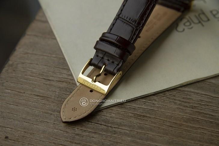 Đồng hồ Citizen BI5072-01A thiết kế thời trang, lịch lãm - Ảnh 5