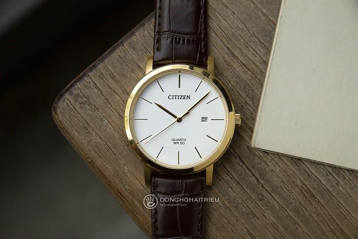 Đồng hồ Citizen BI5072-01A thiết kế thời trang, lịch lãm - Ảnh 6