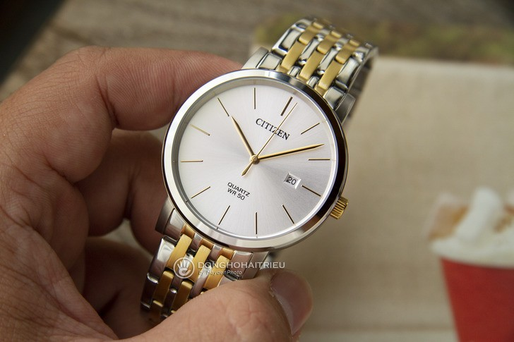 Đồng hồ Citizen BI5074-56A: Vẻ đẹp tối giản nhưng tinh tế - Ảnh 1