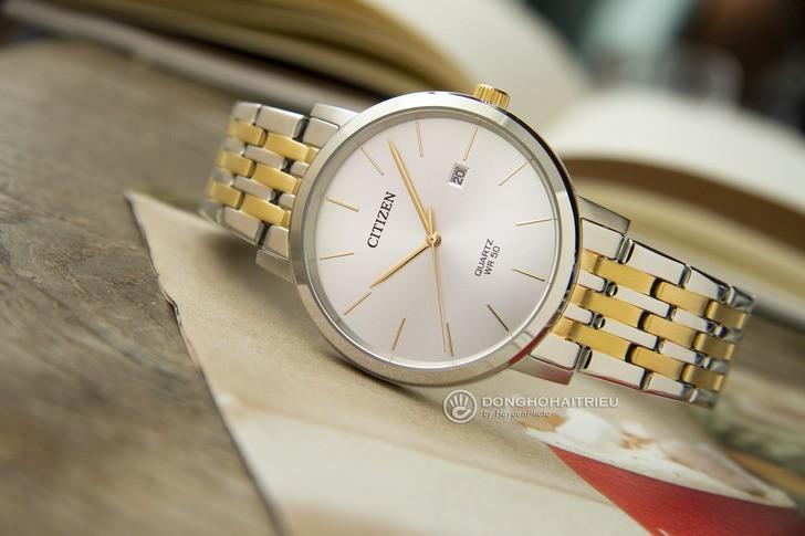 Đồng hồ Citizen BI5074-56A: Vẻ đẹp tối giản nhưng tinh tế - Ảnh 3