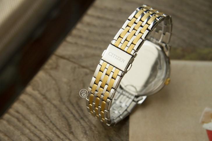 Đồng hồ Citizen BI5074-56A: Vẻ đẹp tối giản nhưng tinh tế - Ảnh 4