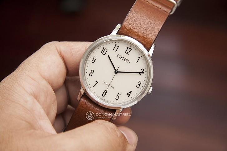 Đồng hồ Citizen BJ6501-28A: Vẻ đẹp trong thiết kế hoài cổ - Ảnh 1