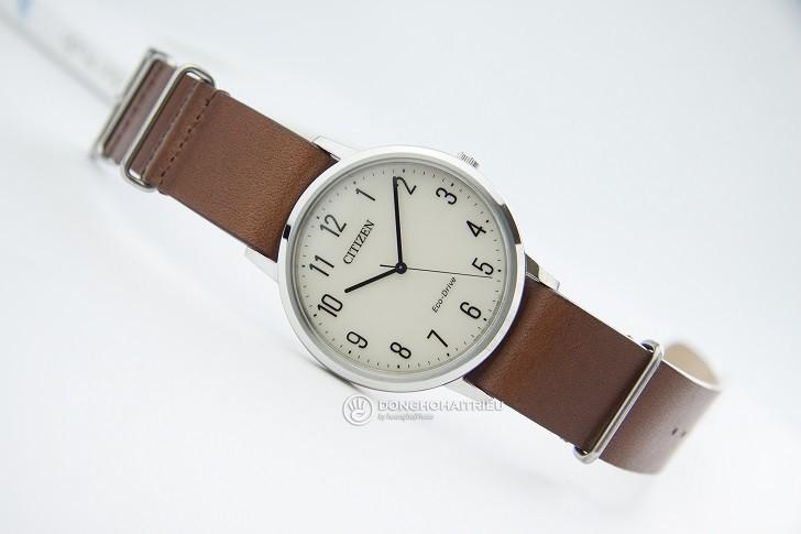 Đồng hồ Citizen BJ6501-28A: Vẻ đẹp trong thiết kế hoài cổ - Ảnh 6