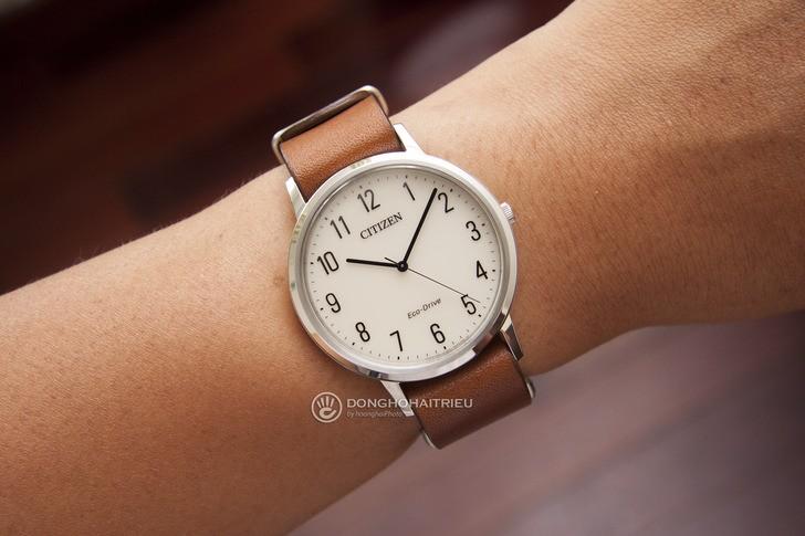 Đồng hồ Citizen BJ6501-28A: Vẻ đẹp trong thiết kế hoài cổ - Ảnh 2