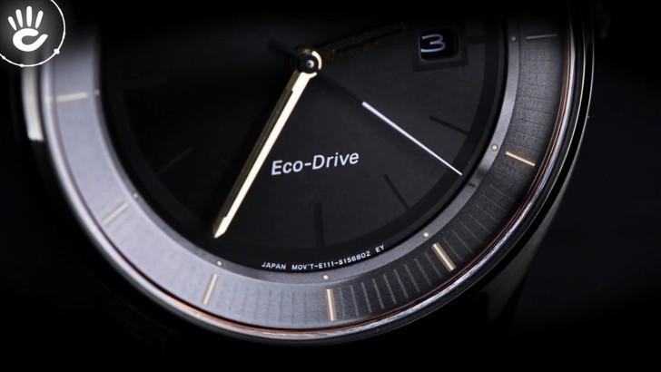 Đồng hồ Eco-Drive Citizen BM7407-81H năng lượng ánh sáng - Ảnh 3
