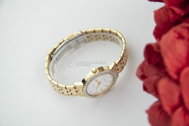 Đồng hồ nữ Citizen EL3042-84A giá rẻ, thay pin miễn phí - Ảnh 5