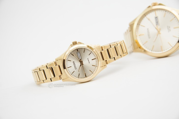 Đồng hồ nữ Citizen EQ0593-85P giá rẻ, thay pin miễn phí - Ảnh 3
