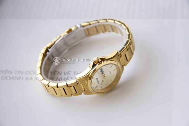 Đồng hồ nữ Citizen EQ0593-85P giá rẻ, thay pin miễn phí - Ảnh 5