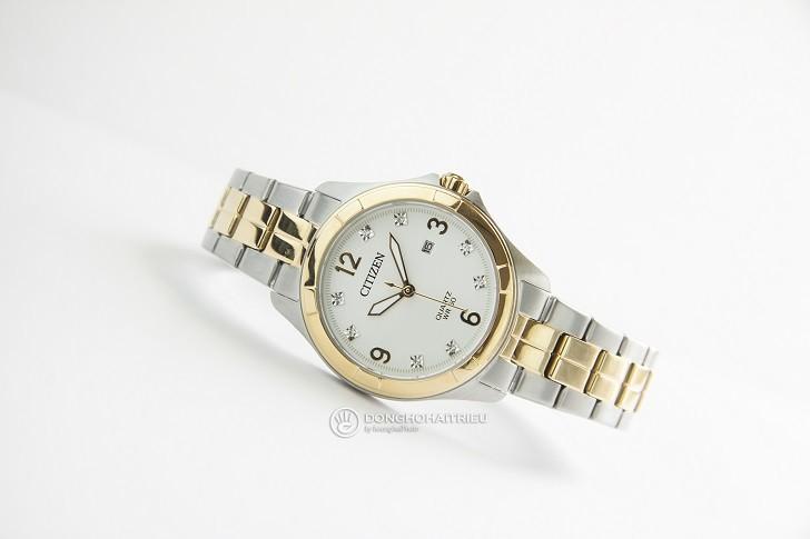 Đồng hồ nữ Citizen EU6084-57A giá rẻ, thay pin miễn phí - Ảnh 3