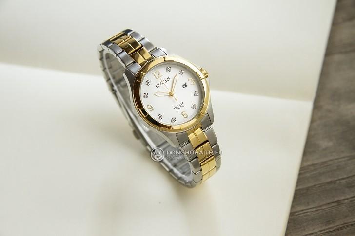 Đồng hồ nữ Citizen EU6084-57A giá rẻ, thay pin miễn phí - Ảnh 4