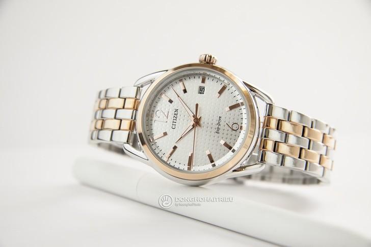 Đồng hồ Citizen FE6086-74A vẻ đẹp tinh tế với độ bền bỉ - Ảnh 1