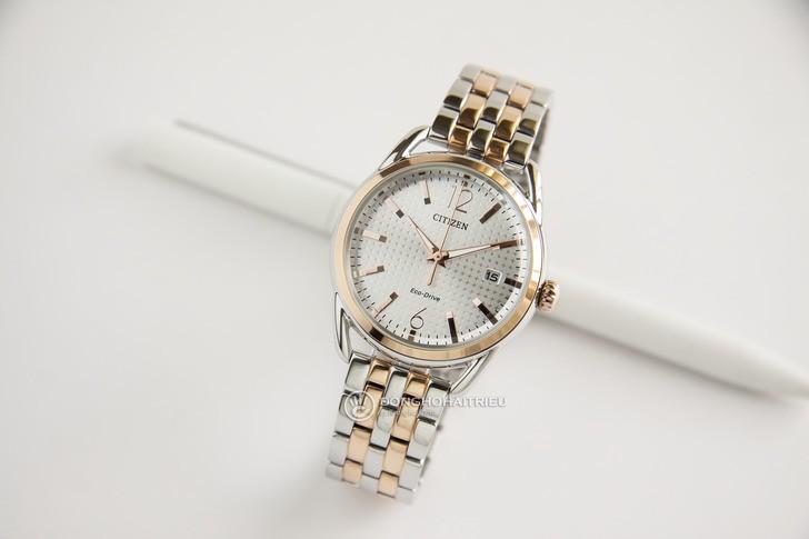Đồng hồ Citizen FE6086-74A vẻ đẹp tinh tế với độ bền bỉ - Ảnh 3