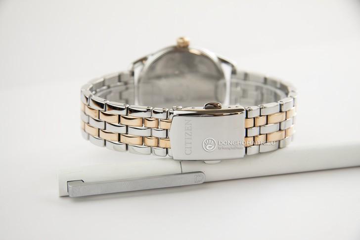 Đồng hồ Citizen FE6086-74A vẻ đẹp tinh tế với độ bền bỉ - Ảnh 4