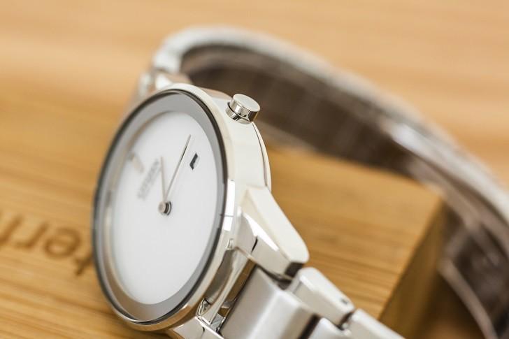 Đồng hồ nữ Citizen GA1050-51A bộ máy năng lượng ánh sáng - Ảnh 2