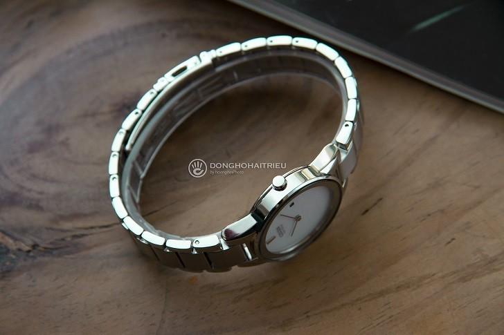Đồng hồ nữ Citizen GA1050-51A bộ máy năng lượng ánh sáng - Ảnh 3