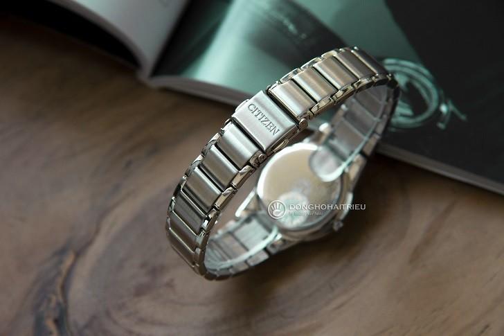 Đồng hồ nữ Citizen GA1050-51A bộ máy năng lượng ánh sáng - Ảnh 5