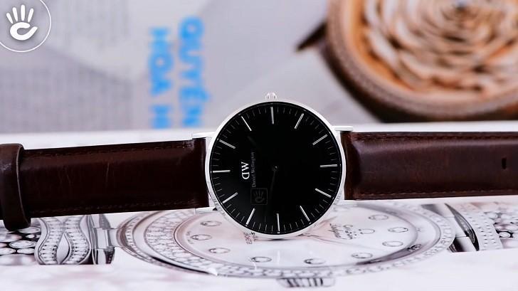 Đồng hồ Daniel Wellington DW00100142 đơn giản và độc đáo - Ảnh 1