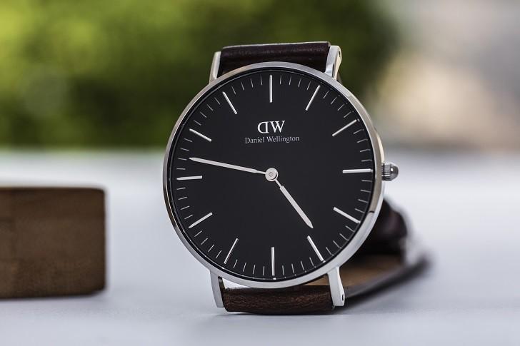 Đồng hồ Daniel Wellington DW00100142 đơn giản và độc đáo - Ảnh 2
