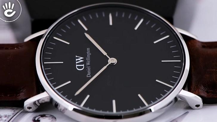 Đồng hồ Daniel Wellington DW00100142 đơn giản và độc đáo - Ảnh 3