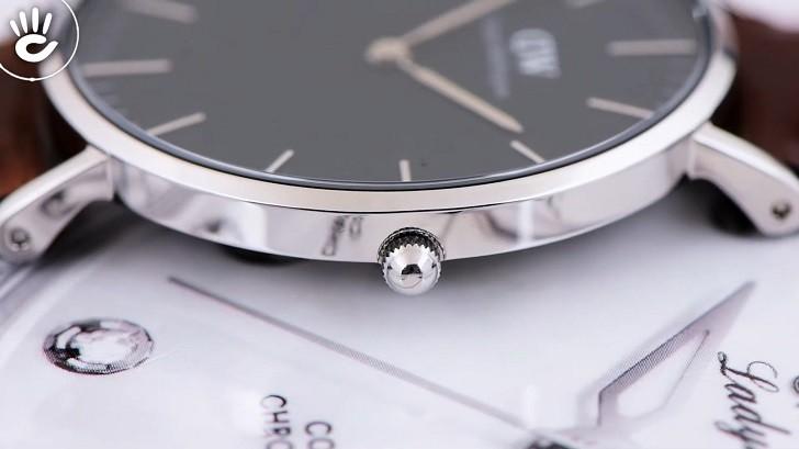 Đồng hồ Daniel Wellington DW00100142 đơn giản và độc đáo - Ảnh 6