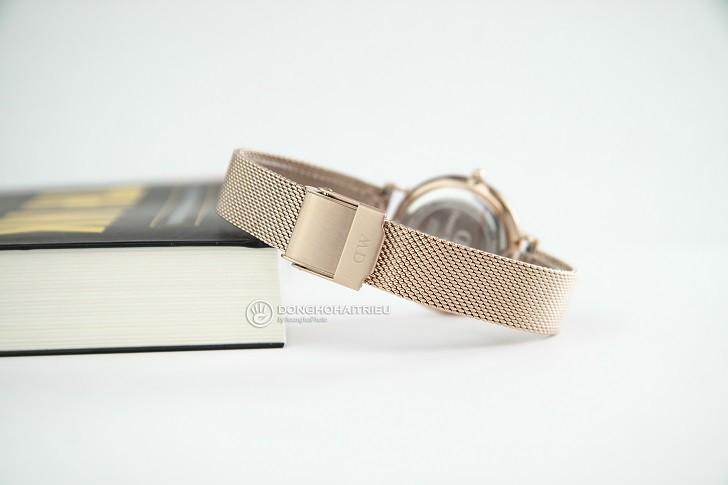 Đồng hồ Daniel Wellington DW00100219 dây lưới, mỏng 6mm - Ảnh: 5