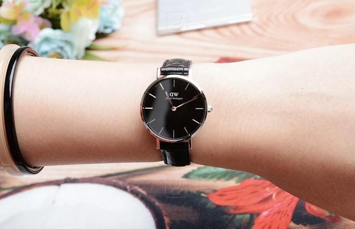 Đồng hồ Daniel Wellington DW00100235 siêu mỏng, thanh lịch - Ảnh 1