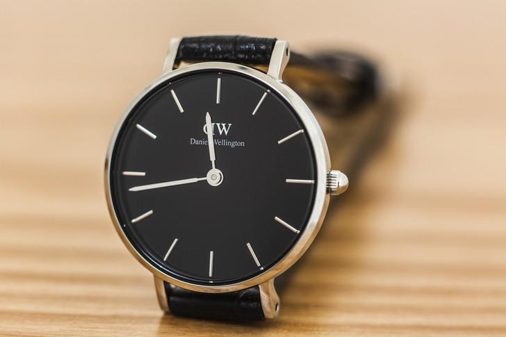 Đồng hồ Daniel Wellington DW00100235 siêu mỏng, thanh lịch - Ảnh 2