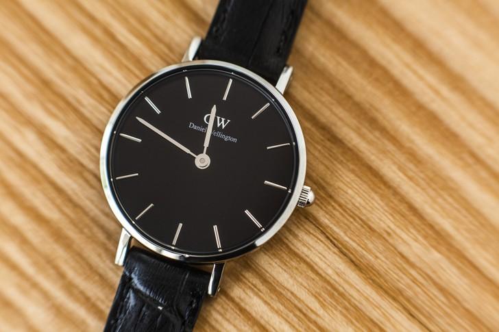Đồng hồ Daniel Wellington DW00100235 siêu mỏng, thanh lịch - Ảnh 3