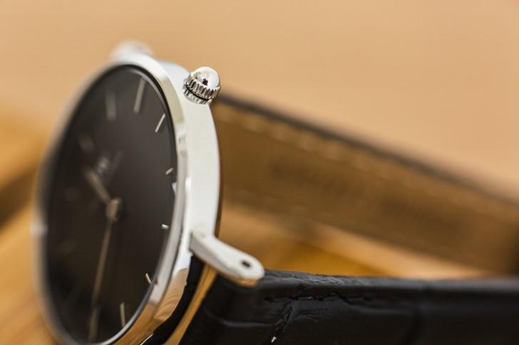 Đồng hồ Daniel Wellington DW00100235 siêu mỏng, thanh lịch - Ảnh 5