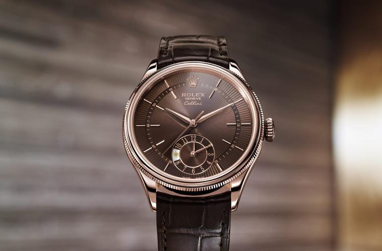 Đồng Hồ GMT Là Gì? Cách Xem Và Sử Dụng Đồng Hồ Có GMT Rolex Cellini Dual Time