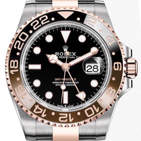 Đồng Hồ GMT Là Gì? Cách Xem Và Sử Dụng Đồng Hồ Có GMT Rolex GMT Master II Rootbeer