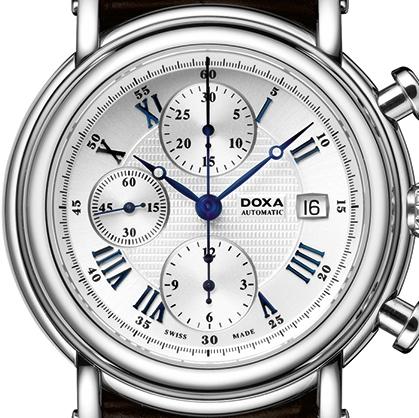 Doxa 895, Dòng Đồng Hồ Chronograph Ấp Ủ Vạn Nét Tinh Tế Từ Cổ Điển Cách Xem