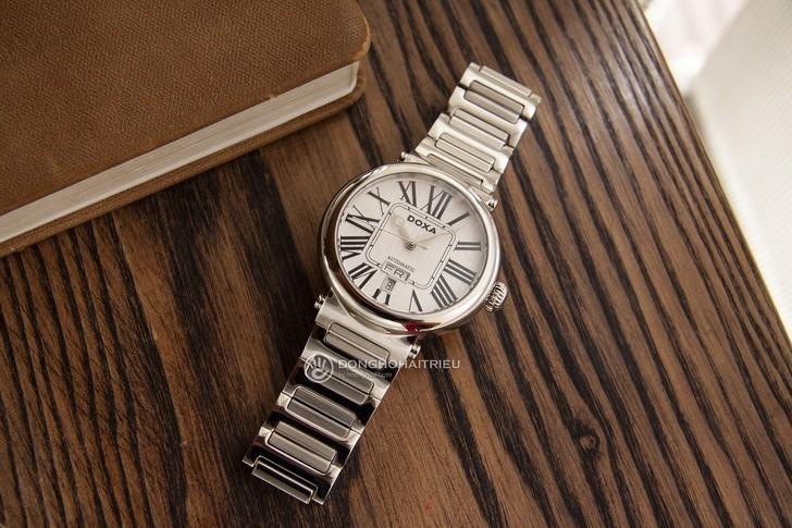 Đồng hồ Doxa D124SSVW bộ máy automatic đạt đến mức tinh tế - Ảnh 1