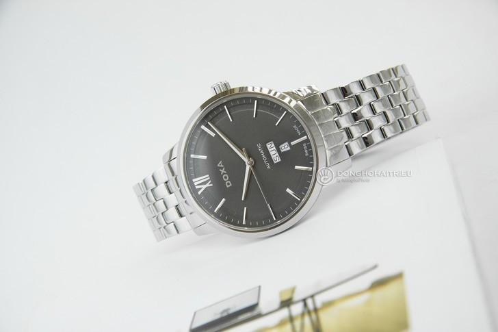 Đồng hồ nam Doxa D206SGY kính sapphire chống trầy cao cấp - Ảnh 1