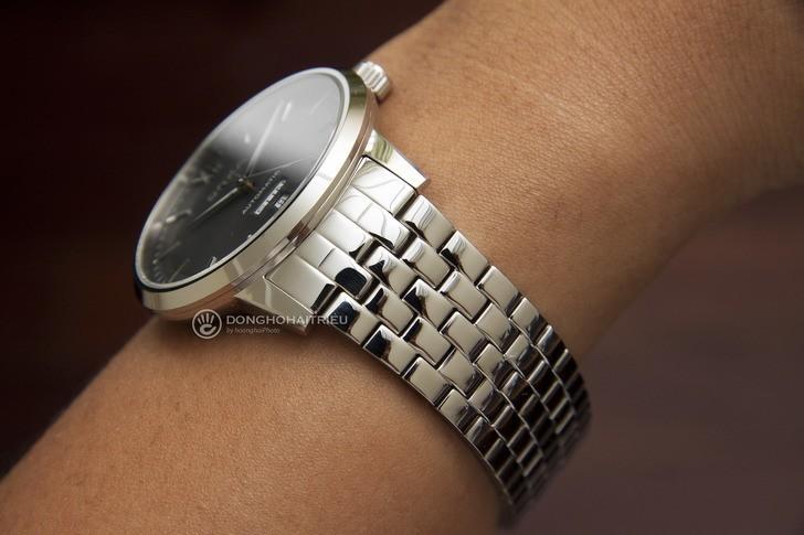 Đồng hồ nam Doxa D206SGY kính sapphire chống trầy cao cấp - Ảnh 3