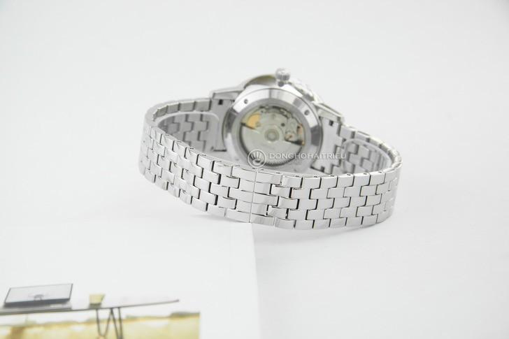 Đồng hồ nam Doxa D206SGY kính sapphire chống trầy cao cấp - Ảnh 4
