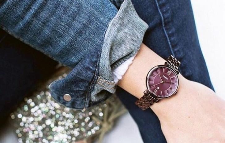 Đồng hồ Fossil ES4100 giá tốt thay pin miễn phí trọn đời - Ảnh 3